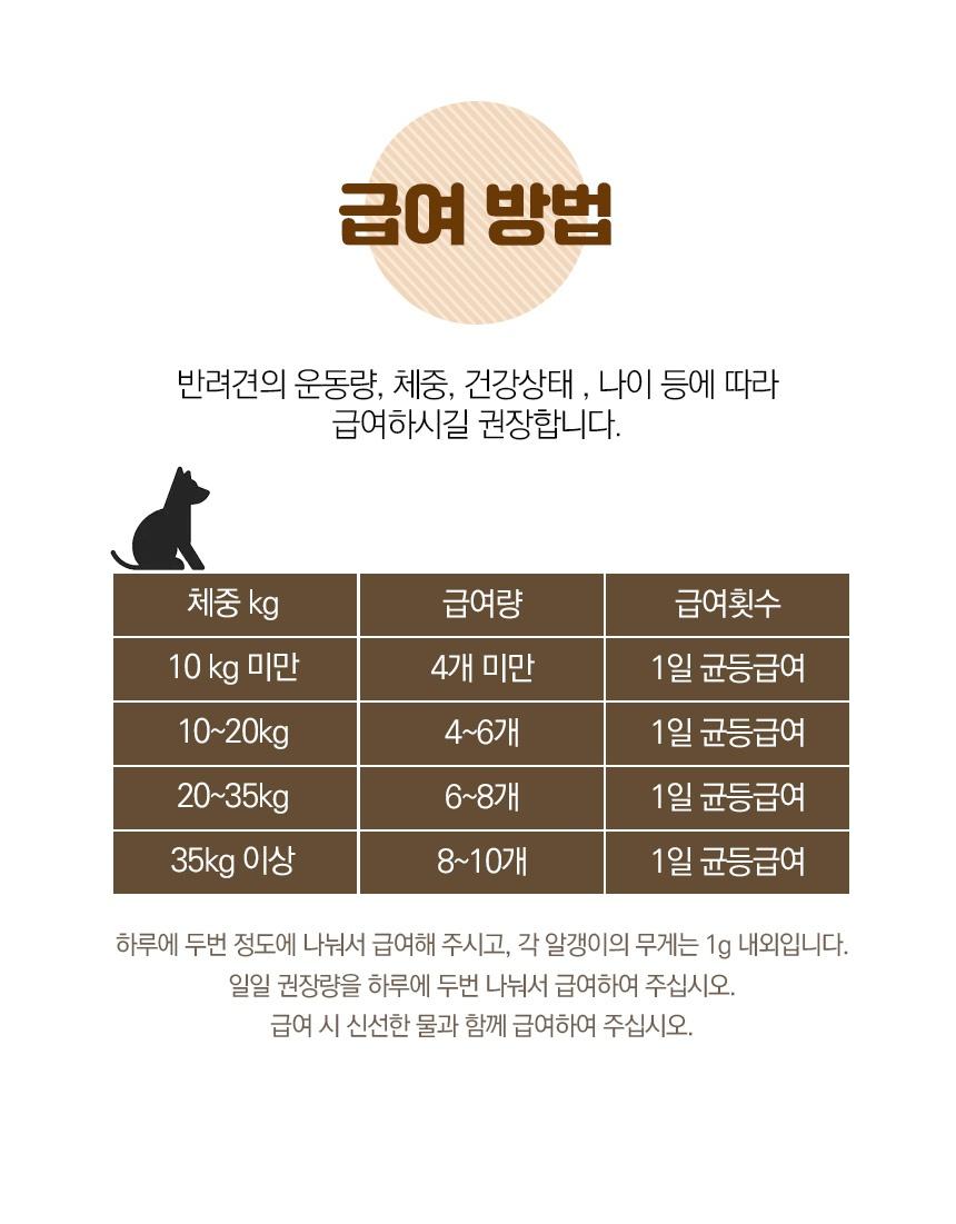데이스포 눈/종합/관절 트릿 (400g)-상품이미지-9